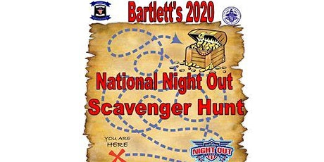 National Night Out Scavenger Hunt tickets