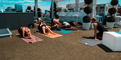 ELEKTROYOGA x ROOFTOP SESSION tickets