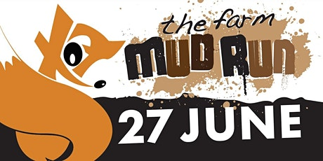 Farm Mud Run - Basildon -27 June 2021- Session 2 - 11.00am to 1:00pm tickets