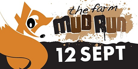 Farm Mud Run - Colchester -12 September 2021- Session 4 - 3.00pm to 5:00pm tickets
