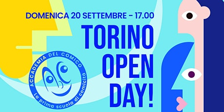 Open Day - Torino tickets