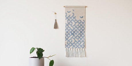 Embroidery and Weaving Wall Hanging Workshop tickets