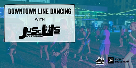 Downtown Line Dancing tickets