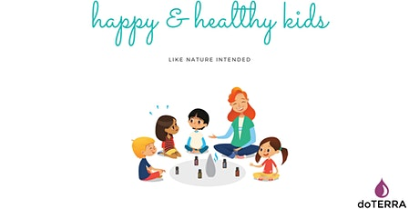 Happy Healthy Kids - Like Nature Intended tickets