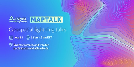 MapTalk tickets