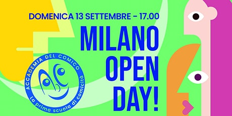 Open Day - Milano tickets