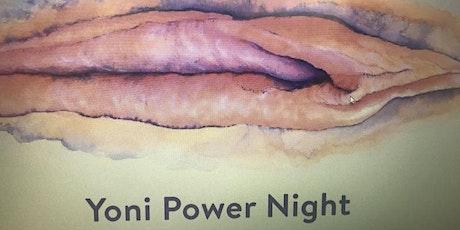 Yoni Power Night