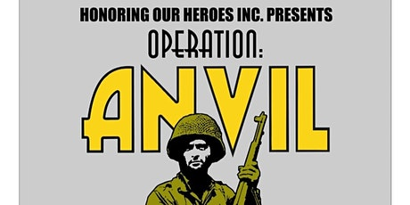 Operation Anvil 2020 tickets