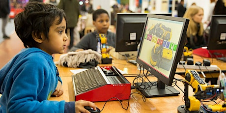 Inclusive Virtual Imagination Hub Programme: Gamification with Make Code Tickets