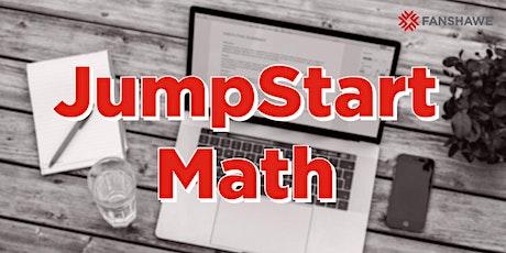 JumpStart: Math tickets