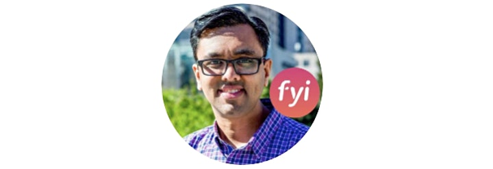 Podcast: Why You Must Fall in Love with Problems by FYI CEO image