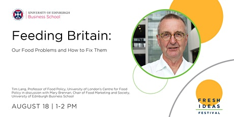 Feeding Britain: Our Food Problems and How to Fix Them tickets