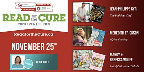 Read for the Cure 25/11  [Jean-Philippe Cyr - Meredith Erickson- Mandy's] tickets