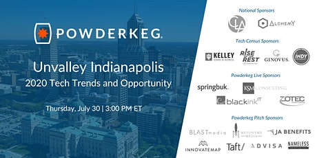 Unvalley Indianapolis: 2020 Tech Trends and Opportunity tickets