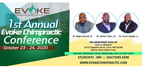 Evoke Conference tickets