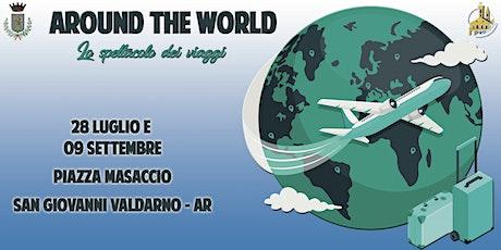 """AROUND THE WORLD - Lo spettacolo dei viaggi """"Marocco Dreaming"""" biglietti"""