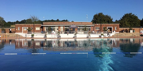 Swimming - Parliament Hill Fields Lido - Lane swimming 16+ tickets