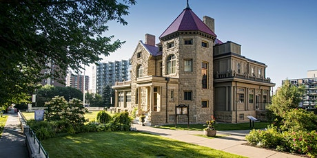Thursday Evening Outdoor Tours by Lougheed House tickets