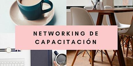 Networking de Capacitación entradas