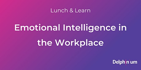 Emotional Intelligence in the Workplace tickets