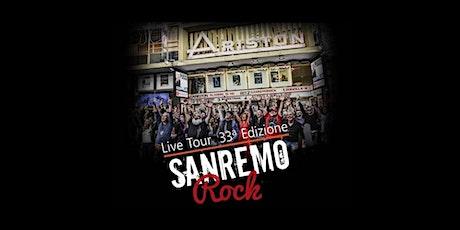 Finale regionale Saremo Rock 33^ edizione biglietti
