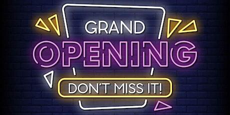 JDOT Media Grand Opening! tickets
