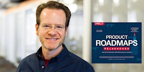 Product Roadmaps Masterclass - Online tickets