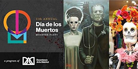 11th Annual Día de los Muertos & Monster Party tickets