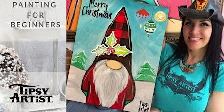 Christmas Gnome in July! LIVE on FB tickets