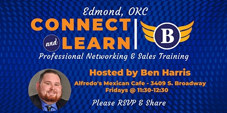 OK | Edmond - Connect & Learn Professional Networking tickets