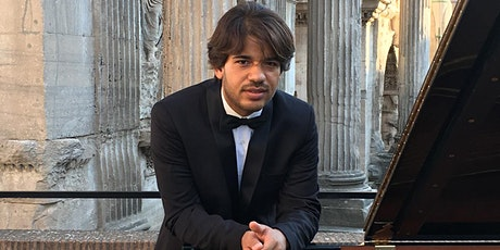 ALESSANDRO CAPONE piano tickets