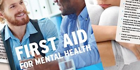 First Aid for mental Health Level 2 (FAA) tickets