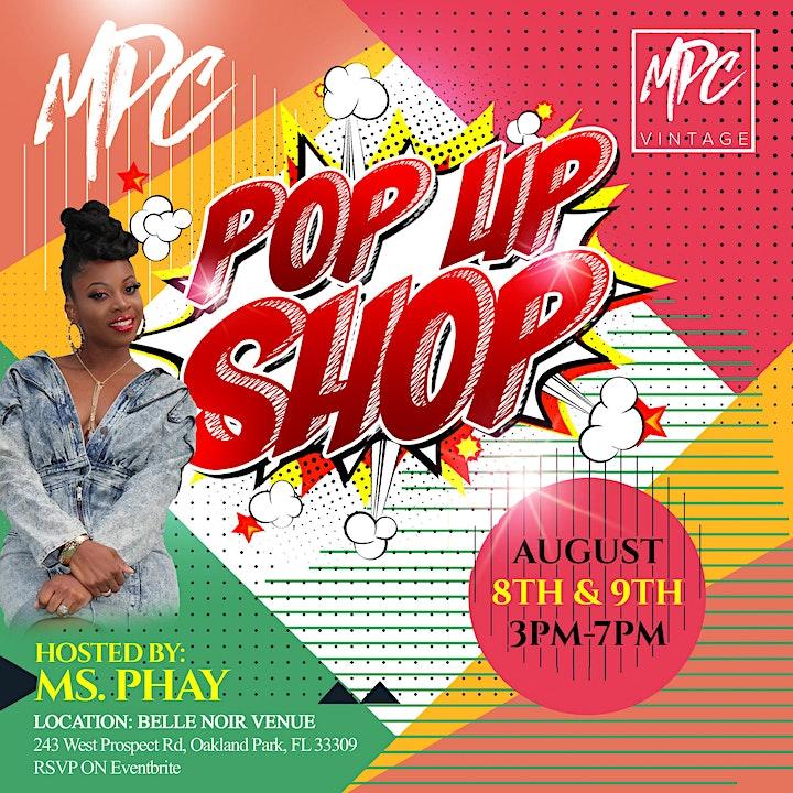 MPC Pop Up Shop image