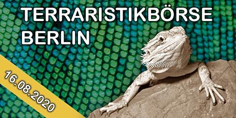 Terraristikbörse Berlin - August 2020 Tickets