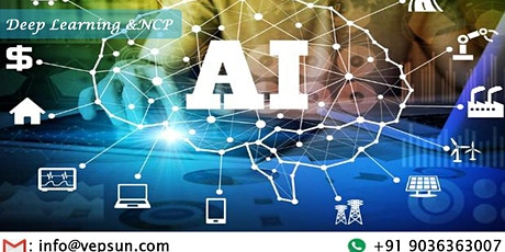 Artificial Intelligence Training at Vepsun Technologies tickets