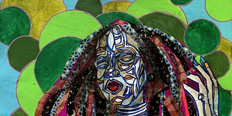 The Colored Section : The Art of Zsudayka Nzinga & James Terrell RECEPTION tickets