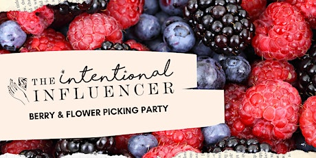 Berry and Flower Picking Party tickets