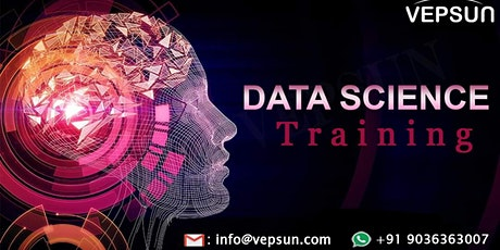 Datascience Training at Vepsun Technologies tickets
