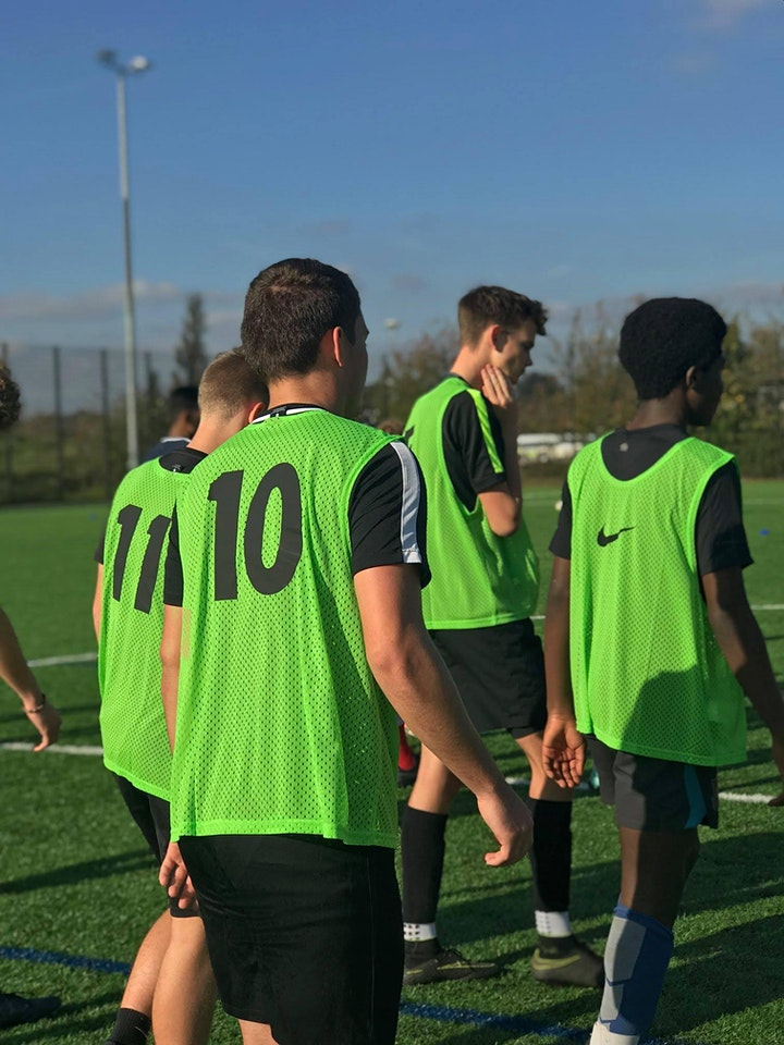 SRUSA Men's Soccer Trial & Player ID Camp - (Ipswich, Suffolk, UK) image