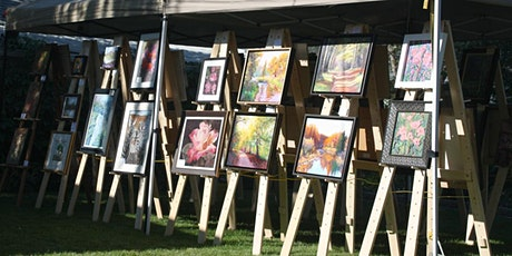 Eleventh Annual Art in the Garden Show and Sale tickets