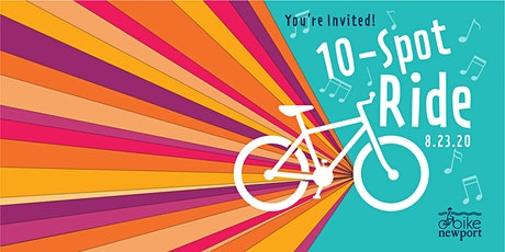 Ten Spot Bike Ride with Bike Newport tickets