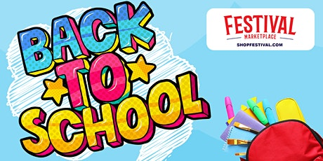 Back To School - Backpack Give Away tickets