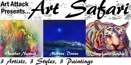 Art Safari tickets