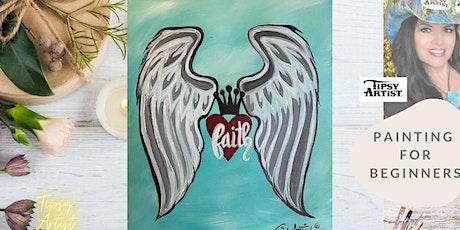 Faith Angel Wings tickets