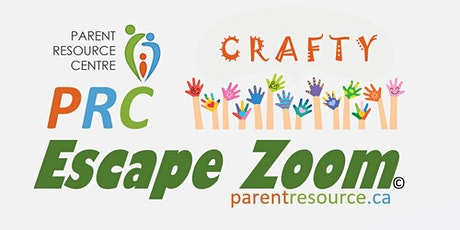 "PRC Crafty Escape Zoom - July 22 ""Froggy Puppet"" tickets"