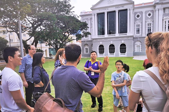 Heartbeat of the City Walkabout - #SupportLocal SG55 Special Tour Edition image