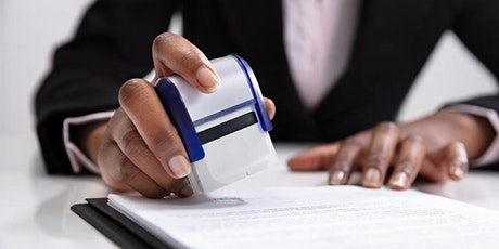 1 Day Notary Public Certification tickets