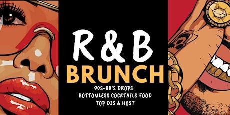 R&B Brunch Sept Nottingham tickets