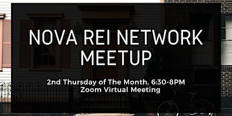 NOVA REI Network Meetup tickets