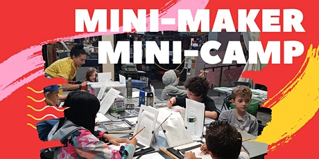 Mini Maker Mini Camp: Makey Makey tickets